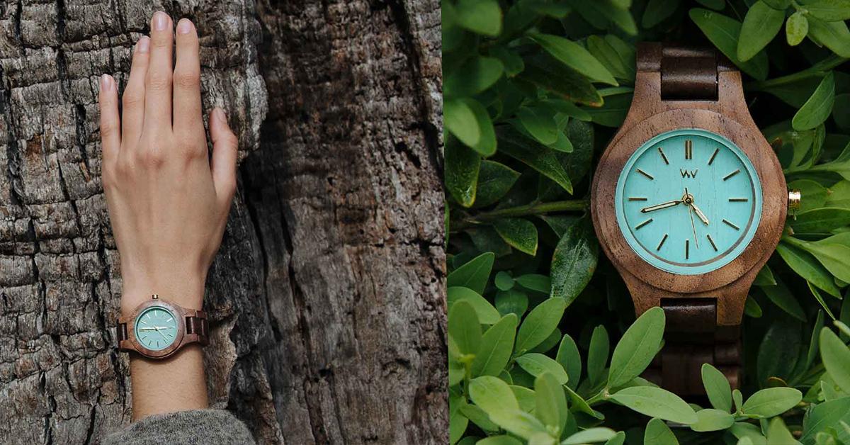Orologi in legno economici for Economici rivestimenti in legno